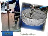 높은 점성 펌프 50000cps를 위한 공기 구동 드럼 펌프