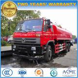 De Vrachtwagen van het Vervoer van het Water van de Wielen van Dongfeng 6X4 10 de Vrachtwagen van het Water van 18000 L