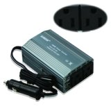 Invertitore solare 12V 220V 400W di potere della lampada della sigaretta dell'automobile