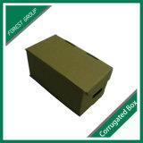 O papel de embalagem Foldable liso calç a caixa de armazenamento