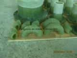 Fibra de vidro ou cotovelos de FRP para o ambiente corrosivo