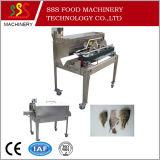 Machine de découpage des filets de poissons avec la bonne qualité