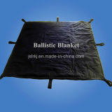Cobertor à prova de balas balístico portátil de pouco peso (PE/Kevlar)