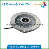 IP68 12V 27W 304/316 스테인리스 LED 샘 빛, 수중 빛