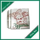 Papel acanalado del rectángulo de la pizza (FP0200043)