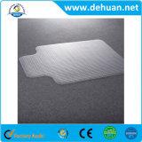 Couvre-tapis en plastique de présidence de PVC avec le bord et clouté pour Hardfloor et tapis