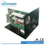 3kVA 책상 사무실과 가정 사용자를 위한 내부 건전지를 가진 백업 전력 공급 230V 온라인 UPS