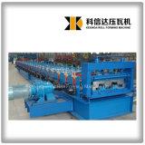 Roulis de Decking de l'étage Kxd-688 formant le carrelage de machine formant le plancher de machine faisant des machines