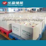 1500ah gedichtete Batterie AGM-2volt für Telekommunikation