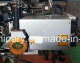 Tarjeta que lamina de la película soluble en agua automática, máquina que lamina fría del PVC para el PE del animal doméstico de la película que lamina