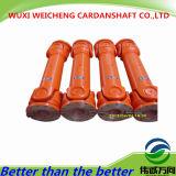 Eje de SWC para la maquinaria de goma y plástica