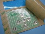 Interruptor de membrana com teclado de controle elétrico com caixa
