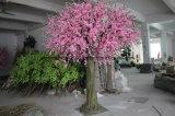 Albero artificiale del fiore di ciliegia di Sakura di vendita della decorazione calda di cerimonia nuziale