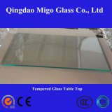 Freies Möbel-Glas/Speisetisch-oberstes ausgeglichenes Glas (Sicherheitsrand)