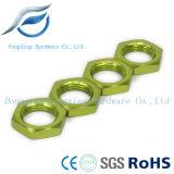 Noce Hex del mozzo della rotella della lega di alluminio 7075 per le parti dell'automobile di modello di RC