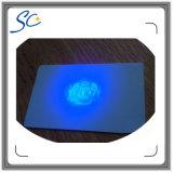 플라스틱 PVC 반점 UV 명함 제조자