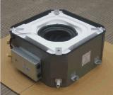 Kassetten-Typ Wasser kühlte Ventilator-Ring-Gerät