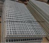 Fabriek Gegalvaniseerde Grating van uitstekende kwaliteit van het Metaal van de Bevloering van de Loopbrug