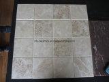 Il marmo delle mattonelle di pavimento del materiale da costruzione copre di tegoli le mattonelle piene del corpo