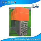 Condensateur de pouvoir d'intégration de l'intellect Étable-Kc, tension en forme de boîte et basse