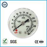 gaz ou liquide 002 40mm médical de pression d'indicateur de pression