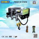 Brima 5t 좋은 품질 전기 유럽 철사 밧줄 호이스트