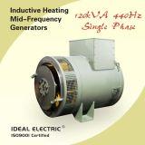 Gerador de frequência média para indutivos equipamentos de aquecimento