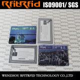Crear el boleto programable imprimible reutilizable de la etiqueta para requisitos particulares de RFID NFC para los turistas