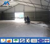 Tente en aluminium mobile tous temps de chapiteau d'entrepôt de structure