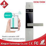 Fechamento de porta Keyless da impressão digital do aço inoxidável da segurança do Touchpad do fechamento de porta de Digitas