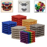 Cubo neo 5mm magnéticos esfera de 216 ímãs