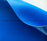 O PVC revestiu o encerado do poliéster para a tampa da piscina