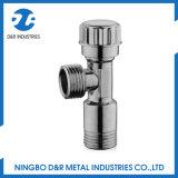 Válvula de bronze da água do ângulo Dr5007 em China