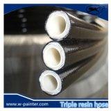 Tubo flessibile caldo dello spruzzo di vendita con i montaggi