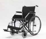 Transport, pliable et poids léger, fauteuil roulant, (YJ-005GDC)