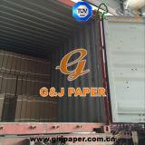 Papier transparent de grande taille avec l'emballage stratifié par PE de papier d'emballage