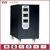 bloc d'alimentation automatique triphasé de stabilisateur de Regulaotr de tension de stabilisateur à C.A. 15kVA