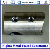 Support de barre de traverse pour la balustrade et la balustrade d'acier inoxydable