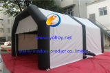 Paintbooth gonfiabile mobile esterno