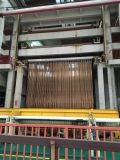 De zuivere Geanodiseerde Legering van de Profielen van het Aluminium voor Glijdend Venster met Certificatie Ce/TUV 6000 Reeksen