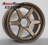 14-16 rueda opcional de la aleación con PCD 8X100-114.3 o 4X100