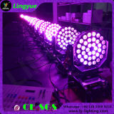 LED chinês Moving Head Zoom Manufacturing Disco Light