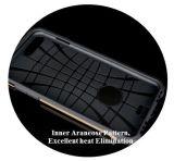 Cubierta a prueba de choques del teléfono móvil de la protección contra la radiación de la armadura