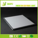 36W 40W 48W 2X2/1X3/2X4 anerkannte 100lm/W quadratische dünne LED Instrumententafel-Leuchte des Fuss-Cer-