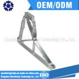 O alumínio de trituração fazendo à máquina do CNC de 5 peças do CNC da linha central parte Applicated na aviação