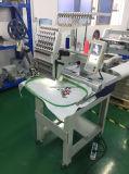 Einzelne Haupthandelscomputer-Stickerei-Maschine mit 12/15 Nadeln für Schutzkappe, T-Shirt beendete Kleid-Schuh-Stickerei-Preise