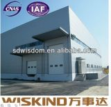 Atelier de structure métallique de prix usine et structure métallique préfabriquée, construction en acier