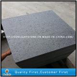 Schwarzer Basalt des Granit-G684 für die Pflasterung der Fliese