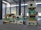Alimentador automático de la hoja de la bobina con la enderezadora para la línea de la prensa y la herramienta de máquina en la fábrica de la enderezadora