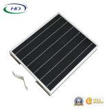 jardín del sensor LED de 15W PIR/luz de calle solares integrados